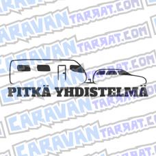 """Leikattava vinyylitarra """"PITKÄ YHDISTELMÄ"""" 053"""